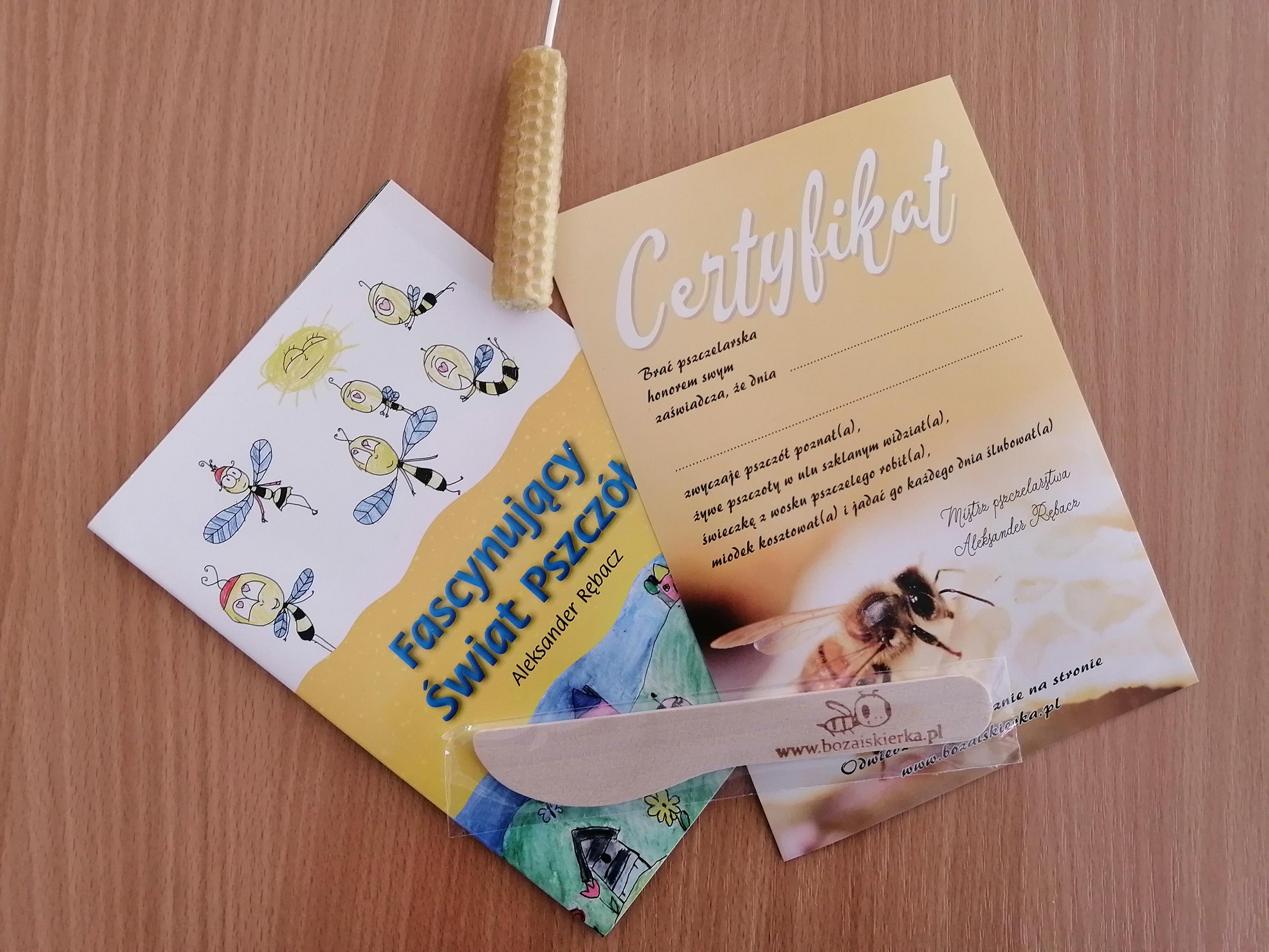 Warsztaty Fascynujący świat pszczół