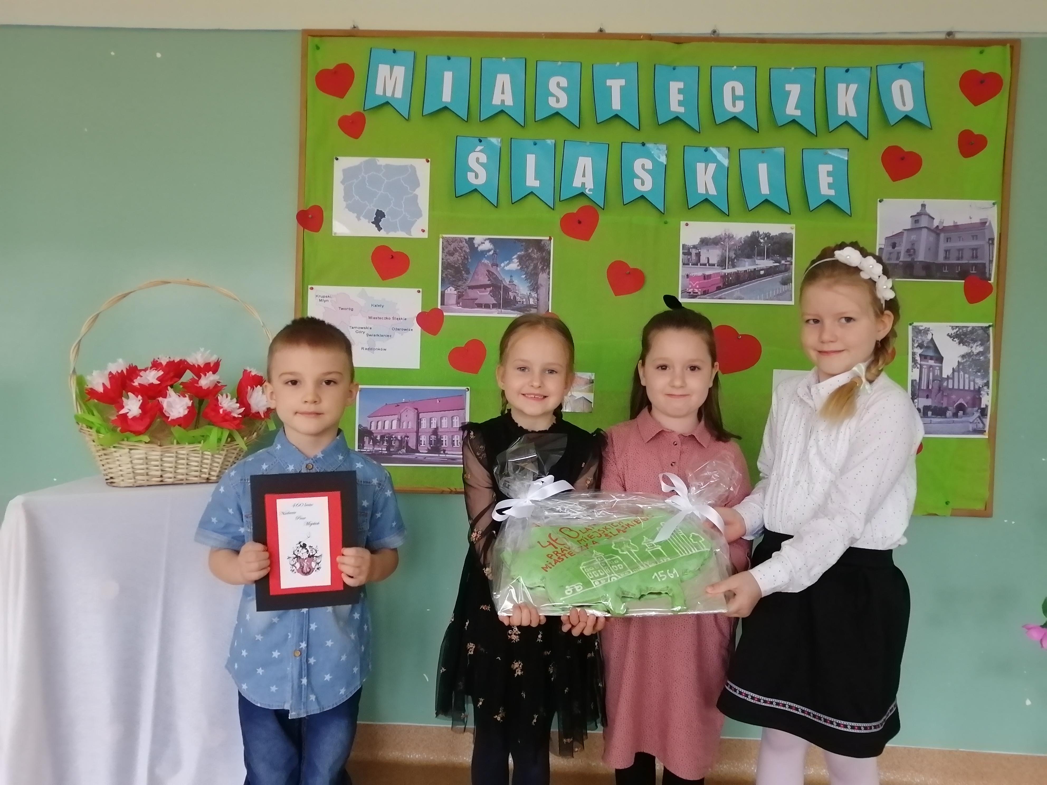 460 rocznica nadania praw miejskich w Miasteczku Śląskim
