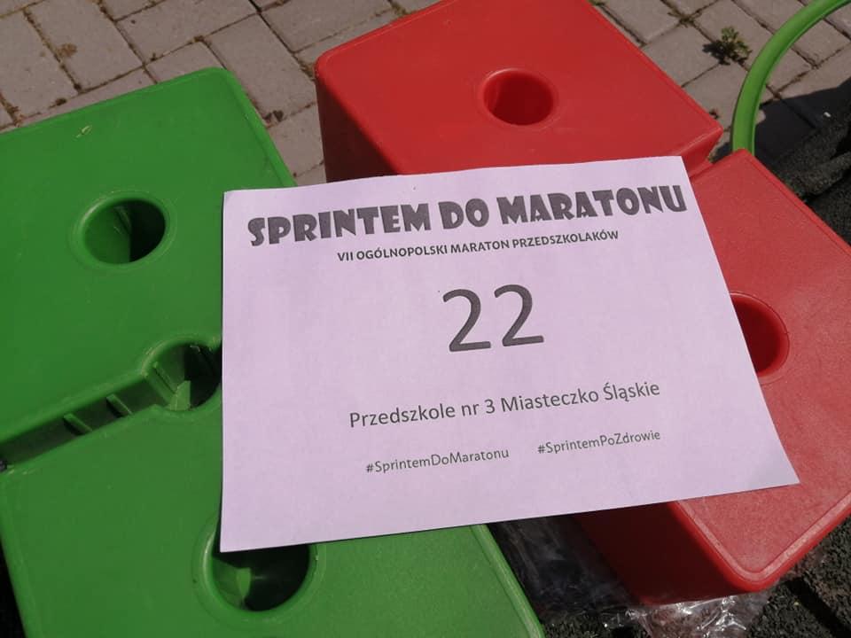 Sprintem do maratonu - Dzień Sportu