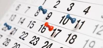 grafika do wpisu: Kalendarium 2019-2020