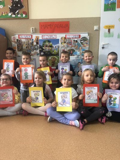 grafika do wpisu: Międzynarodowy Dzień Praw Dziecka