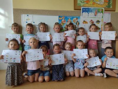 grafika do wpisu: Klub zdrowego przedszkolaka oraz Czyste powietrze wokół nas