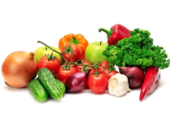 """zdjęcie do artykułu: """"Warzywa - zdrowe i kolorowe"""" - propozycja zajęć dla dzieci 5-6 letnich (Misie, Smerfy)"""