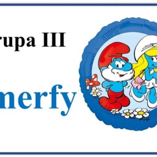Grupa III Smerfy