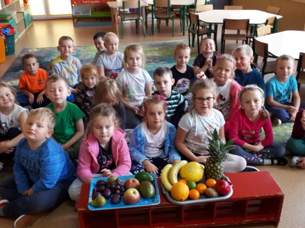 Owocowy tydzień /Dzień Chłopaka/ Urodziny księdza proboszcza