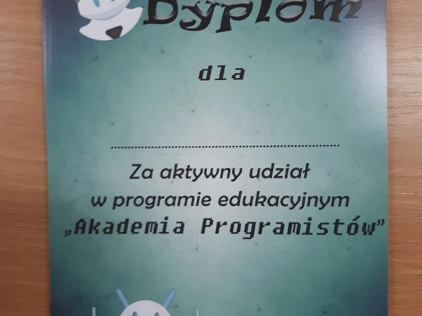 Akademia programistów