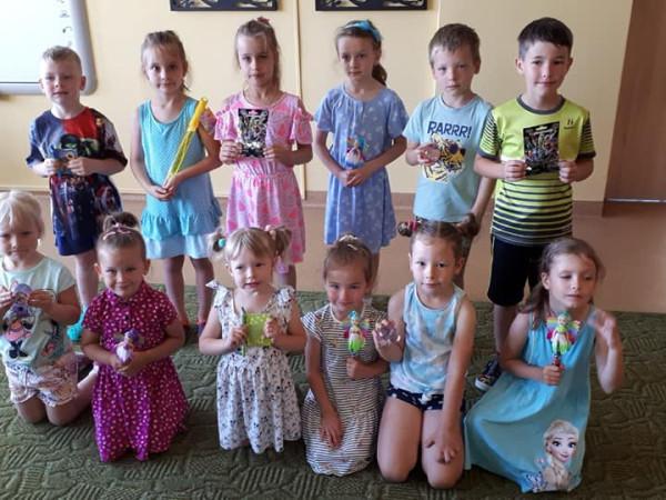 Konkurs plastyczny Eko-zabawka